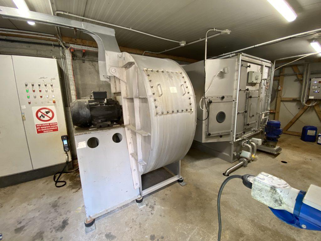 Ventilatore biofiltro - Biofiltrazione.it