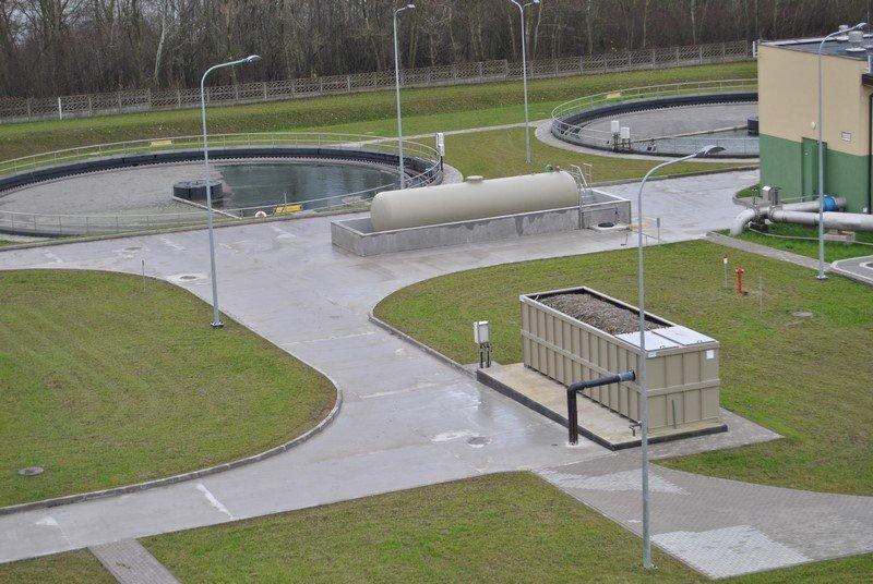 Biofiltro depuratore acque reflue - Biofiltrazione.it