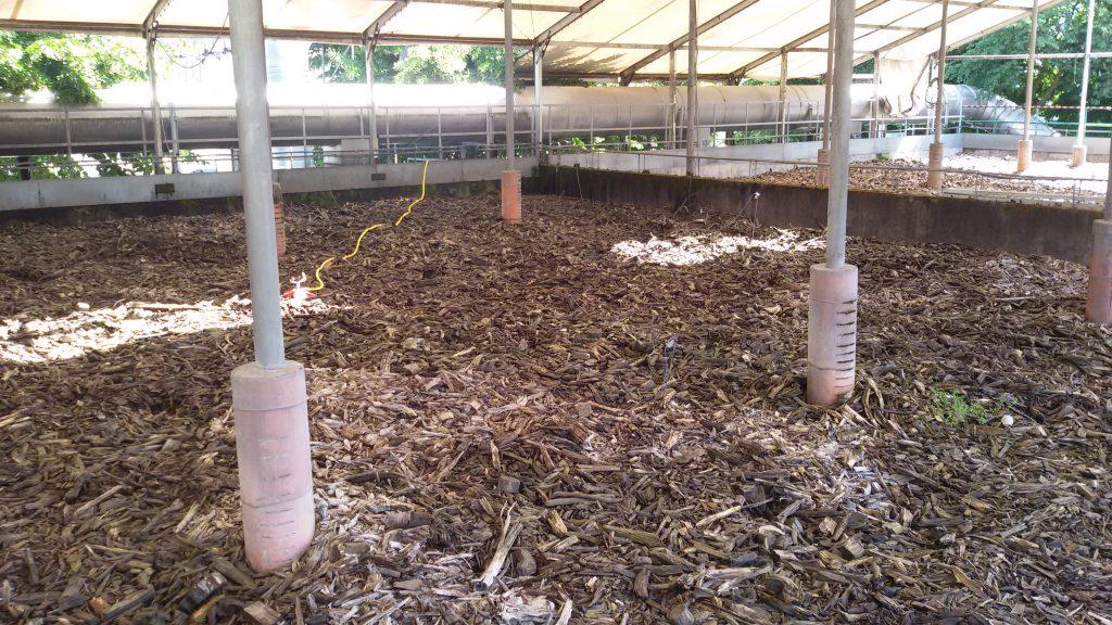 Biofiltro compostaggio - Biofiltrazione.it