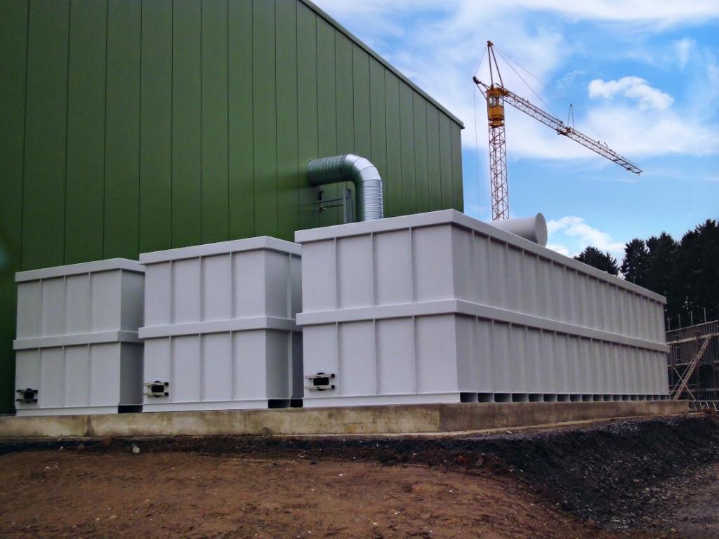 Biofiltri modulari impianti di compostaggio - Biofiltrazione.it